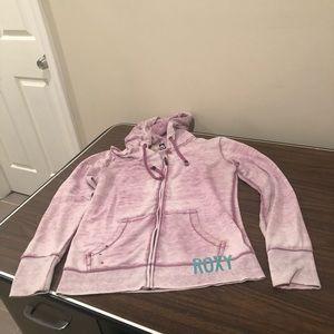 Roxy Purple Jacket 🌸